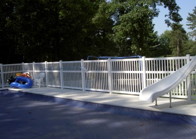Colonial  60 in. White